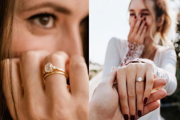 求婚戒指推介】彩鑽未來潮流趨勢!13種寶石婚戒的象徵意義與價格比較- 珠寶配飾| 新婚生活易