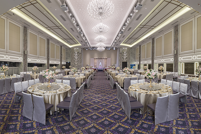 【婚宴場地2020】九龍區酒店級新場地 $16萬起包場兼送影樓婚攝套餐