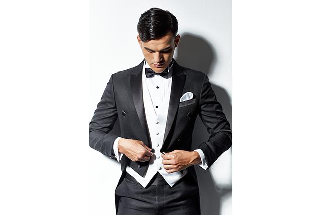 【網上婚展優惠 – 男禮】MODE Tuxedo租賃/訂造男禮6折優惠 一對一試身打造至型新郎