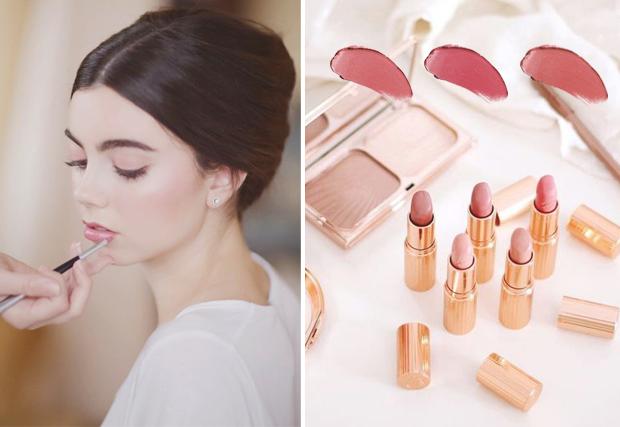 【新娘化妝攻略】婚禮主題唇膏系列!影婚紗相必備的氣質玫瑰粉裸色調唇妝