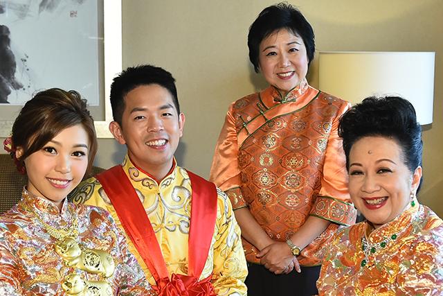 【網上婚展優惠 – 中式婚禮】羅勤芳星級大妗服務+過大禮套裝 優惠高達HK$3,500
