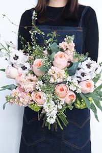 【網上婚展優惠 – 佈置】LoV Florals小清新婚禮 花藝9折優惠