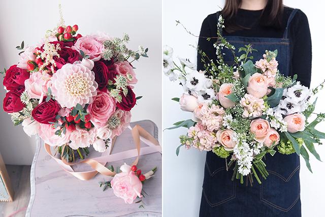 【網上婚展優惠】限定2日!LoV Florals婚禮花球8折優惠