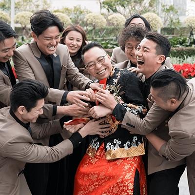 【2020姊妹團必看】16個接新娘玩新郎遊戲 最衛生斯文玩法