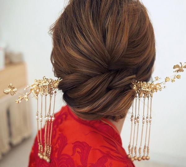 【2020新娘髮型】新娘裙褂髮型!本地人氣化妝師6款驚豔褂頭造型推介