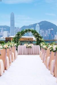 【酒店婚宴2020/21】以優惠價尊享酒店專業團隊打造維港證婚