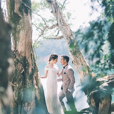 【香港婚照】6位人氣攝影師推介!香港12個絕美戶外婚紗攝影景點大公開