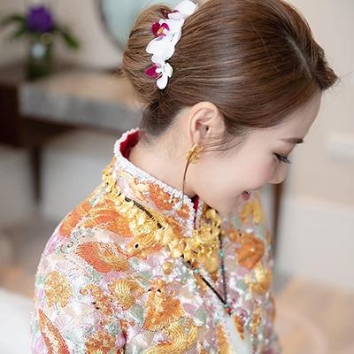【新娘出門造型】租裙褂9大事項要注意