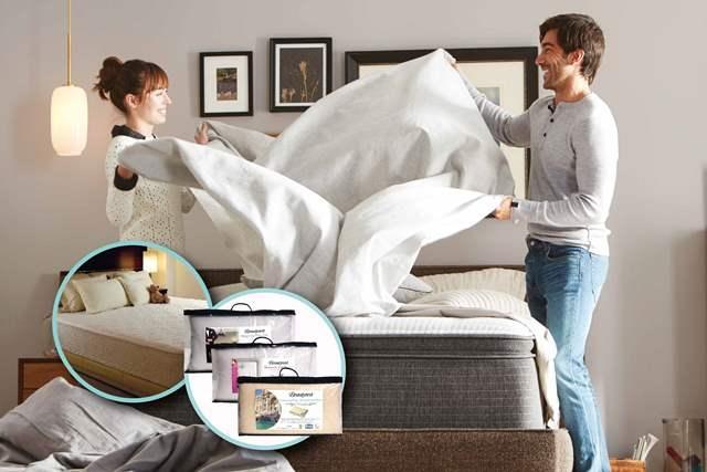 【新婚生活】婚姻幸福的秘訣!讓枕邊人每晚舒適甜睡的家居必備產品