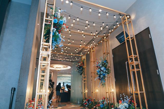 【柏寧酒店婚禮體驗日】花絮重溫!準新人參觀婚宴及露天空中花園證場場地