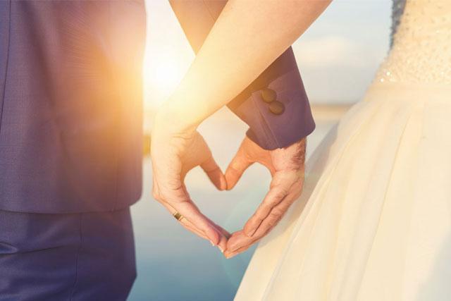 夫妻展現同甘共苦 今日就Say Yes做婚前檢查