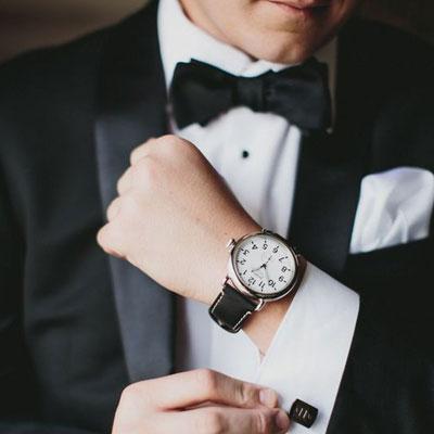 【新郎配襯男禮西裝必備】男士腕錶推介2020!準新娘預備的婚前禮物背後暗藏特別意義