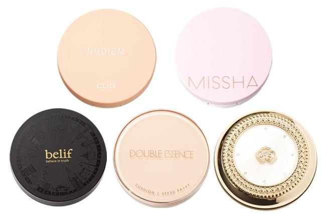 【新娘化妝】消委會評選5款最抵用最安全氣墊粉底!YSL、Missha等韓國品牌榜上有名