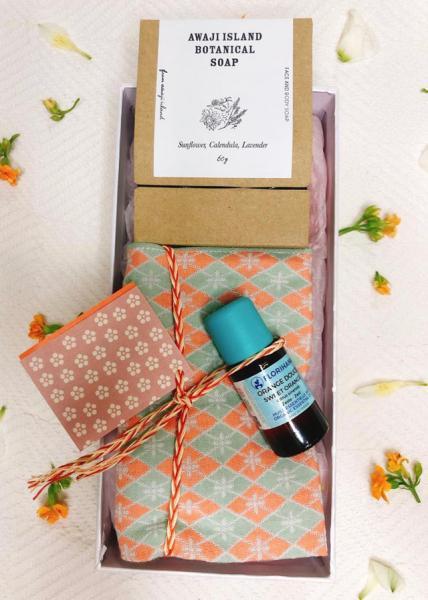 【網上婚展優惠-小禮物】來自大自然的香氣!法國、日本美肌禮盒高達9折