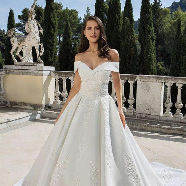 【網上婚展優惠–婚紗】Bride Sweet Wedding歐美婚紗無限試穿 + 套餐75折
