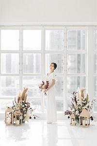 【網上婚展優惠】Bride Sweet Wedding輕婚紗套餐$4998起