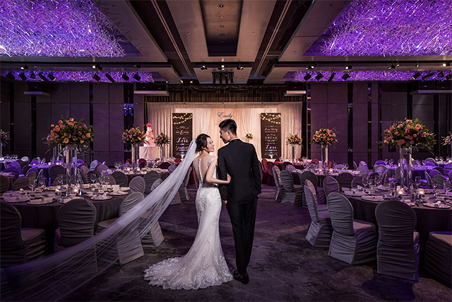 【網上婚展優惠–婚宴】Hotel ICON唯港薈婚宴酒席低至HK$12,888起(已包括加一服務費)!