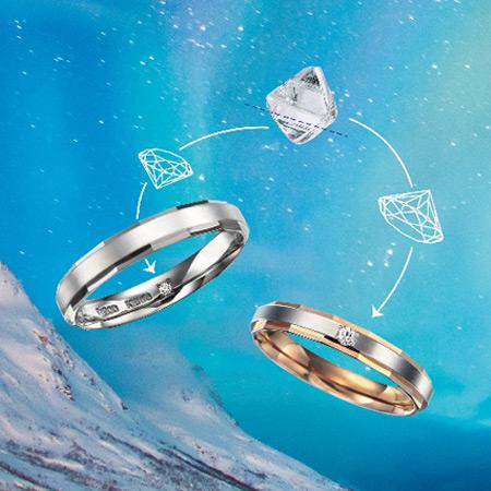 【網上婚展優惠】Lovebird Diamond 婚戒限時折扣高達$1000!
