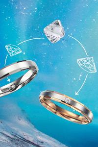【網上婚展優惠-婚戒】Lovebird Diamond 超過200婚戒款式任你配襯!預訂鉑金對戒一對即減 HK$300