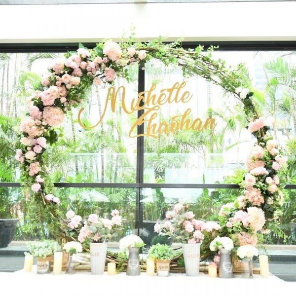 戶外證婚場地佈置要注意甚麼?推介9間婚禮佈置公司優惠套餐收費平至HK$4388