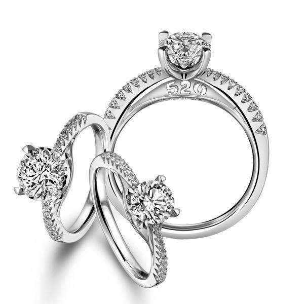 【2020婚嫁珠寶推介】8個亮點令你愛上「婚」享愛