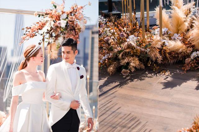 【2020/21婚禮趨勢】場地佈置不撞樣!新人至愛佈置公司分享6個流行元素及趨勢