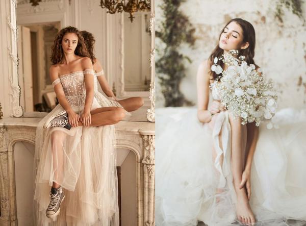 【輕婚紗穿搭】準新人情侶裝結婚波鞋推介!網購26對名牌潮牌熱賣款白波鞋、厚底波鞋