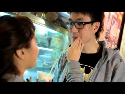 內向男子與可愛女子?求婚片段 - Joyce & Pasu - JoeLun Production