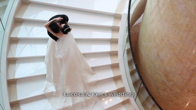 Lucosa & Ken (SDE) - Lucosa Wong & Ken Chu - Casperism wedding production
