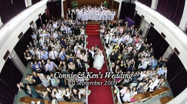 Connie & Ken (SDE) - Connie & Ken - Casperism wedding production