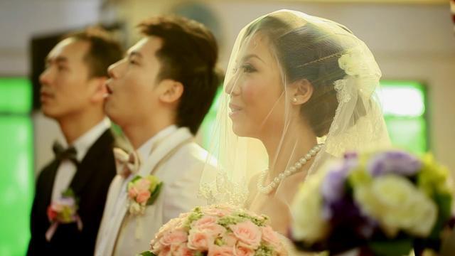 Whitney & Samuel Wedding - Whitney & Samuel - lamourproduction.com