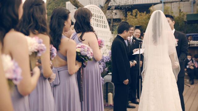 Laurena and Maurice Wedding Highlights - Laurena & Maurice - redstring.hk