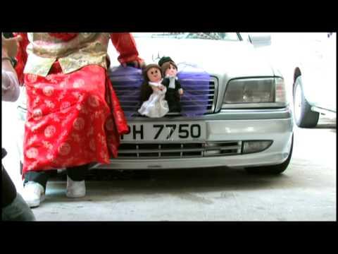 H&M (helen & michael)婚禮之真人真事電影 - helen tsang & michael lau - Lucas fung-Dream Shadow Wedding Image