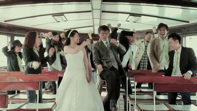 你終於結婚了 - Doris  & Hinho - 生米熟飯 Rice Production