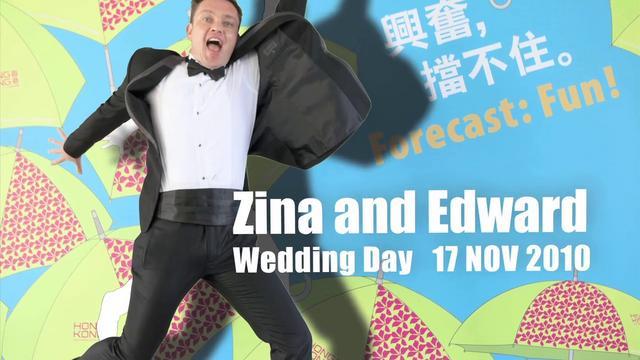 興 - Zina  & Edward - 生米熟飯 Rice Production