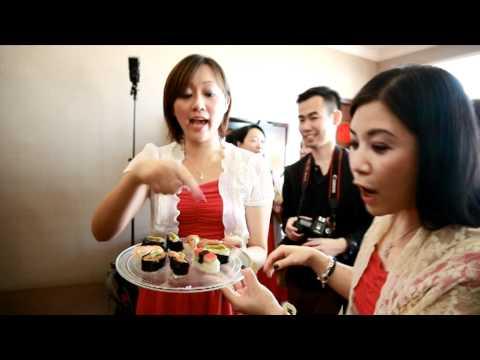 "Katy & Chris Wedding 27.11.2011 ""So touching...""  - Katy Wong & Chris Tse - Leo Chan"