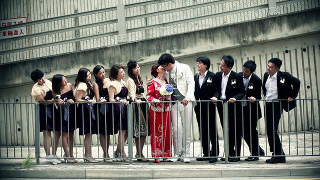 Wonderful Day Po & Sing   SDE - Po & Sing - www.flawlesswedding.com.hk