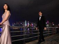 Phoebe & Man's Wedding - Phoebe & Man - Brian-Film