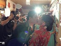 Kasin + Kan's Wedding Highlights - 即日剪片 - Kasin Lam & Kan Leung - iMore image