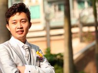 Anita & Peanky (5 Nov 2012) - 即日剪片 - Chan Hoi Ting (Anita) & Koon Pak Yu (Peanky) - KC-Production