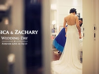 When You Say Nothing at All - Jessica & Zachary - chichicool studio