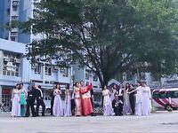 全城『囍』舞 - 即日剪片 - Annie Lo & Sing Chan - J.A.W. Production Company