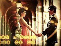 Ruby & Bill 2013 - 成長片段 - Ruby Wong & Bill Ma - Theme of Love