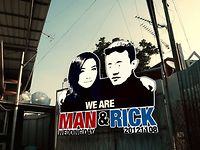 《That's what make you beautiful》 - Man Lee & Rick Ho - NAKED by AnswerMark