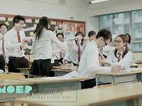 """Their little classroom"" - Ellen & Cyrus - M.O.E.P. wedding"