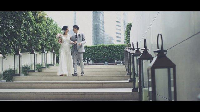 """MIXING"" | JESSI & SAM'S WEDDING HIGHLIGHT - 婚禮精華 – 香港 - JESSI & SAM - BOZZ Wedding"