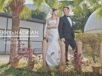 「灌溉‧愛‧盟誓」 - 婚禮精華 – 香港 - Cherry & Hadrian - CS PHOTOGRAPHY