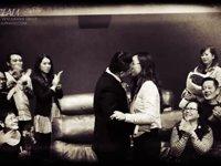 包場看劉華電影《風暴》, 正場實為神秘求婚 - 創意短片 - Felice & Angus - CC LAU Photography x Videography Group