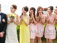 Angie & Ming : Wedding Highlight - 婚禮精華 – 香港 - Angie & Ming - DreamCapture