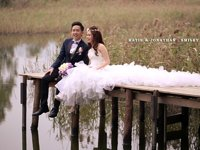Katie & Jonathan : Smiley Wedding - 即日剪片 - Katie & Jonathan - DreamCapture